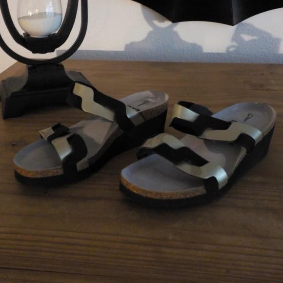 buy sale performance sportswear shopping Ara Fitness Wedge Sandals Size 37 G Euro